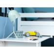 FLEXA NORDIC kihúzható asztal fehérre festett színben