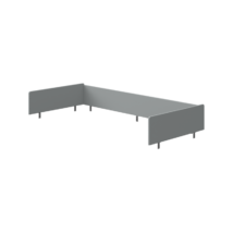 Flexa POPSICLE elő és hátlap leesésgátló áfonya színben