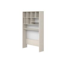 Flexa Classic magas polcrendszer íróasztalhoz, fehérre pácolt színben
