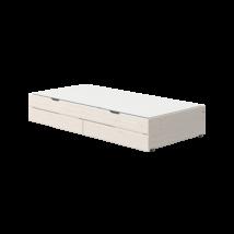 Flexa Classic 200, vendégágy 2db kihúzható fiókkal, fehér