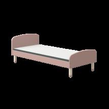 Flexa Play ágy 200, világos rózsaszín