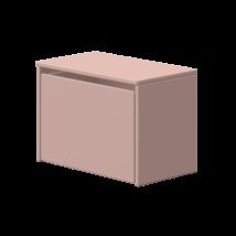 Play tároló, világos rózsaszín