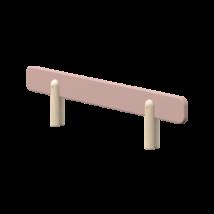Leesésgátló Play ágyhoz, világos rózsaszín