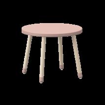 Play asztal, világos rózsaszín