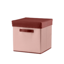 FLEXA Tárolódoboz, rózsaszín