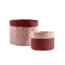 FLEXA Puha Tárolószett, rózsaszín (2db)
