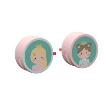 Kis Hercegnők oldalpárna