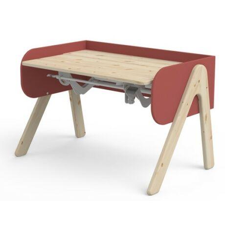 flexa_woody_asztal_piros_szinben