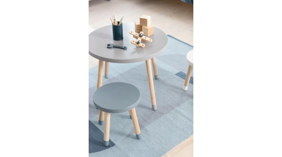 Play asztal, világoskék