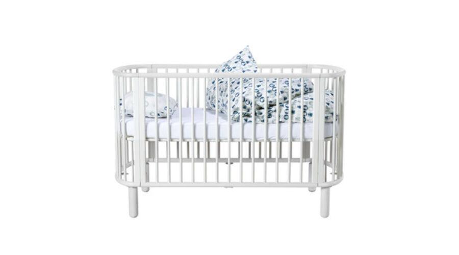 Flexa Baby  babaágy fehér