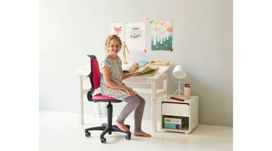 """""""Study"""" szék  rózsaszín"""